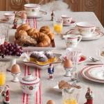 Сахарница на 6 персон Падающая звезда 0,30 л Winter Bakery Delight Villeroy & Boch