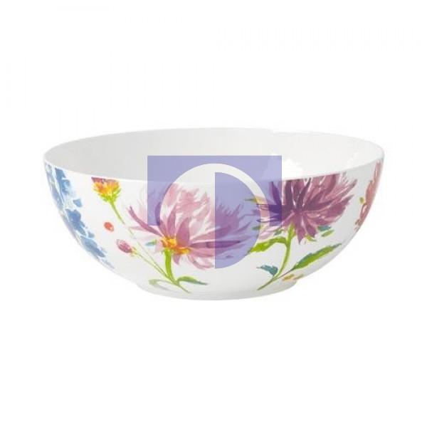 Салатница круглая 21 см Anmut Flowers Villeroy & Boch