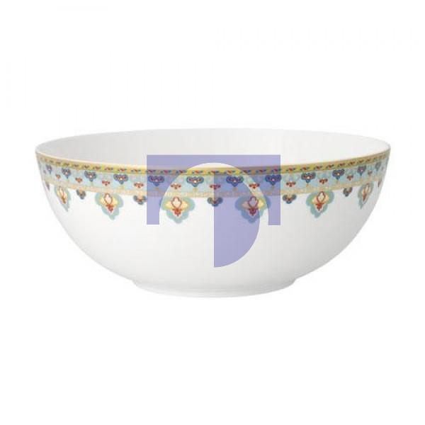 Салатница круглая 23 см Samarkand Aquamarin Villeroy & Boch