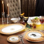 Салатница круглая 23 см Samarkand Mandarin Villeroy & Boch