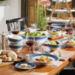 Салатник 24 см Casale Blu Villeroy & Boch