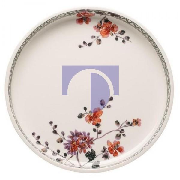 Сервировочное блюдо круглое, крышка для формы для выпечки 30 см Artesano Provencal Verdure Backform Villeroy & Boch