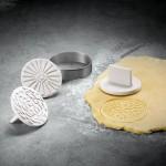 Штампы для печенья с формочкой, 7 см, набор из 4 предметов Clever Baking Villeroy & Boch