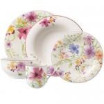 Стартовый набор посуды на 2 персоны 10 предметов Mariefleur Basic Villeroy & Boch