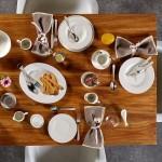 Столовый сервиз из 12 предметов Twist White Villeroy & Boch