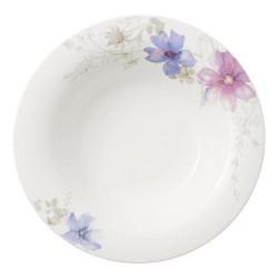 Суповая тарелка 23 см Mariefleur Gris Basic Villeroy & Boch