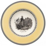 Суповая тарелка 24 см Audun Chasse Villeroy & Boch