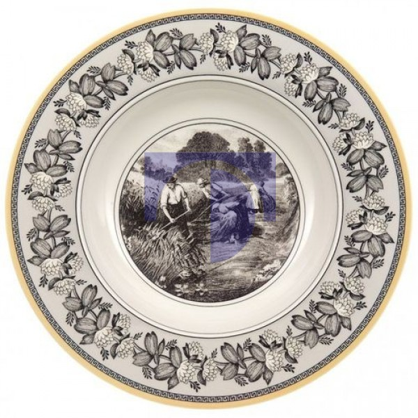 Суповая тарелка 24 см Audun Ferme Villeroy & Boch