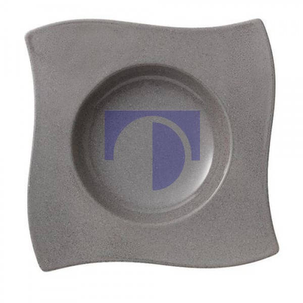 Суповая тарелка 24 см New Wave Stone Villeroy & Boch