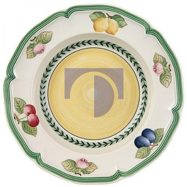 Суповая тарелка Fleurence 23 см French Garden Villeroy & Boch