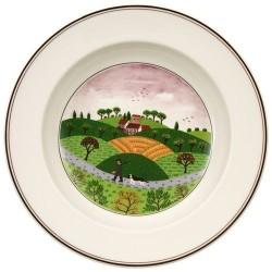 Суповая тарелка Охотник 21 см Design Naif Villeroy & Boch