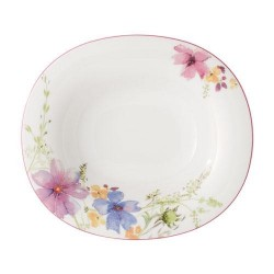 Суповая тарелка овальная 24x21 см Mariefleur Basic Villeroy & Boch
