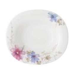 Суповая тарелка овальная 24x21 см Mariefleur Gris Basic Villeroy & Boch