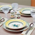 Суповая тарелка Valence 23 см French Garden Villeroy & Boch