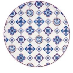 Тарелка 21 см Indigo Caro Modern Dining Villeroy & Boch