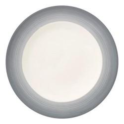 Тарелка 27 см Colourful Life Cosy Grey Villeroy & Boch