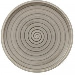 Тарелка столовая 27 см Manufacture Gris Villeroy & Boch
