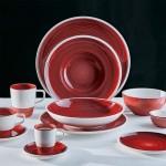 Тарелка столовая 27 см Manufacture Rouge Villeroy & Boch