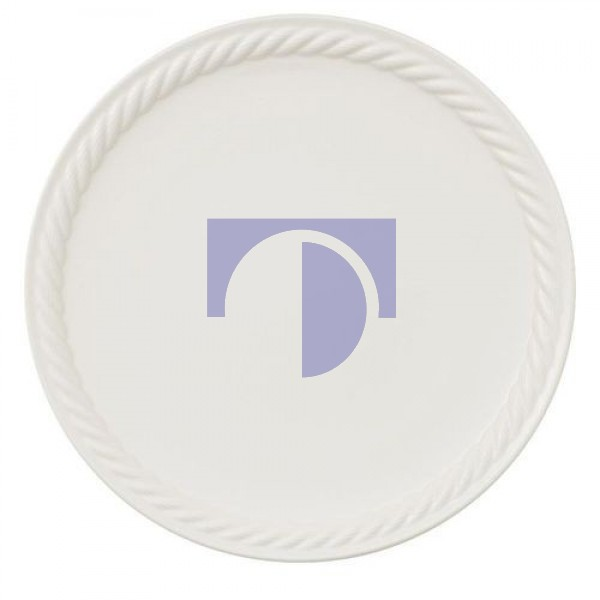 Тарелка 32 см Montauk white Villeroy & Boch