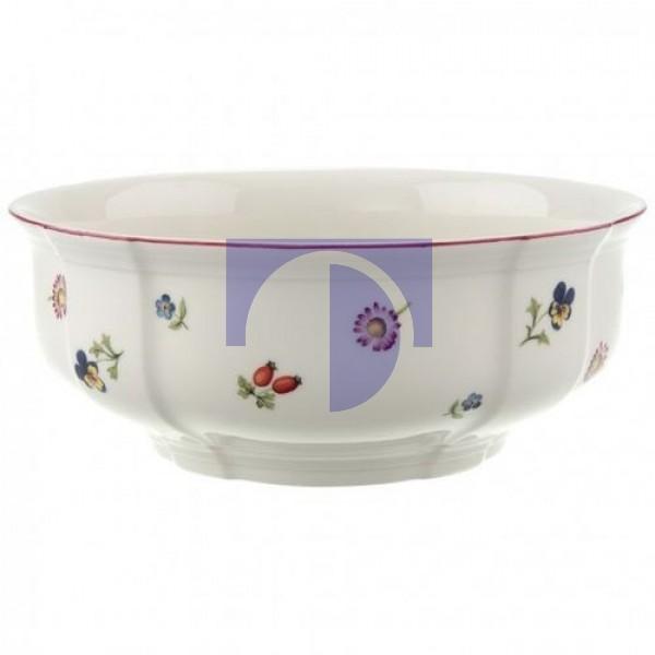 Тарелка десертная глубокая 21 см Petite Fleur Villeroy & Boch