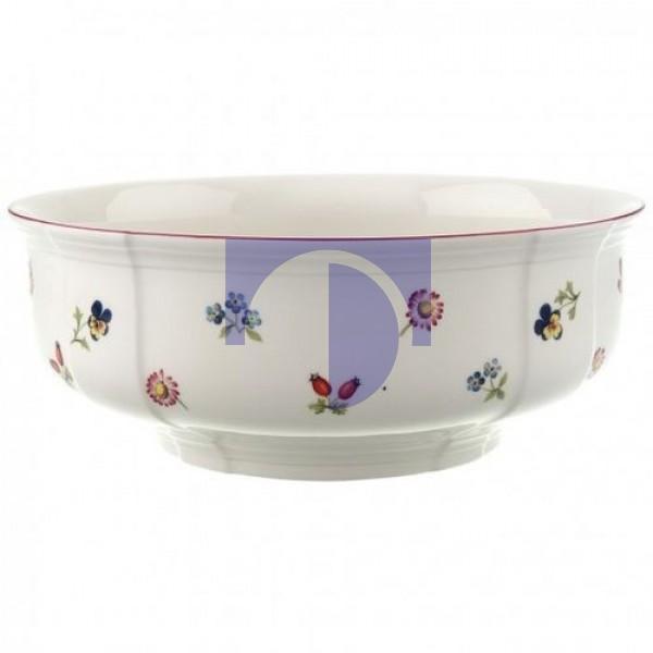 Тарелка десертная глубокая 25 см Petite Fleur Villeroy & Boch