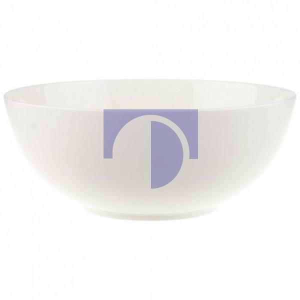 Тарелка десертная глубокая круглая 21 см Anmut Villeroy & Boch