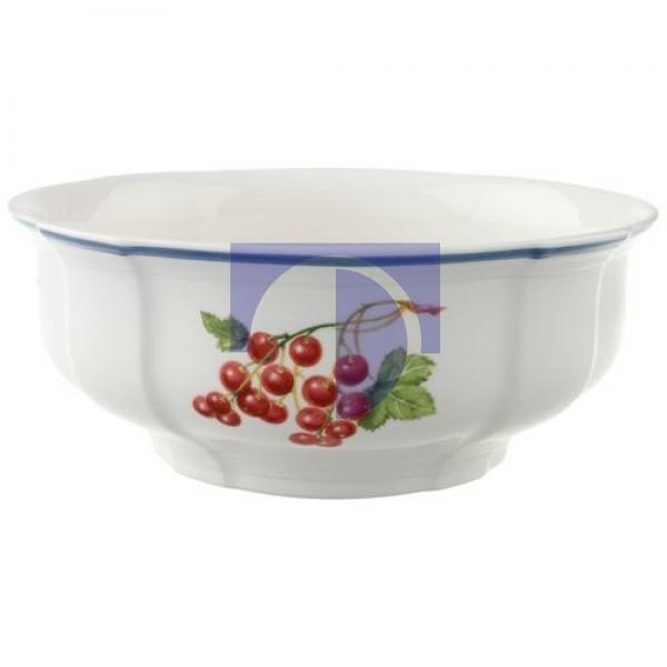 Тарелка десертная глубокая круглая 21 см Cottage Villeroy & Boch