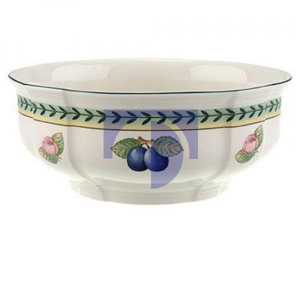 Тарелка десертная глубокая круглая 21 см French Garden Villeroy & Boch