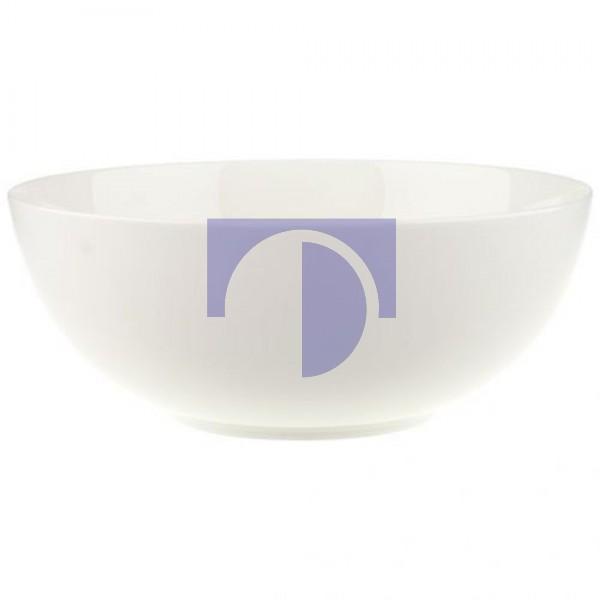Тарелка десертная глубокая круглая 22 см Anmut Villeroy & Boch