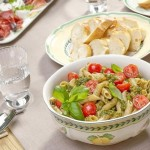 Тарелка десертная глубокая круглая 25 см French Garden Villeroy & Boch