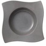 Тарелка для пасты глубокая 28 см New Wave Stone Villeroy & Boch