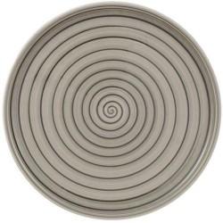Тарелка для пиццы 32 см Manufacture Gris Villeroy & Boch