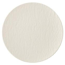 Тарелка для пиццы 32 см Manufacture Rock blanc Villeroy & Boch
