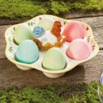 Тарелка для яиц Курочка 20 см Spring Awakening Villeroy & Boch