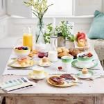Тарелка для завтрака 21,5 см Colourful Life Green Apple Villeroy & Boch
