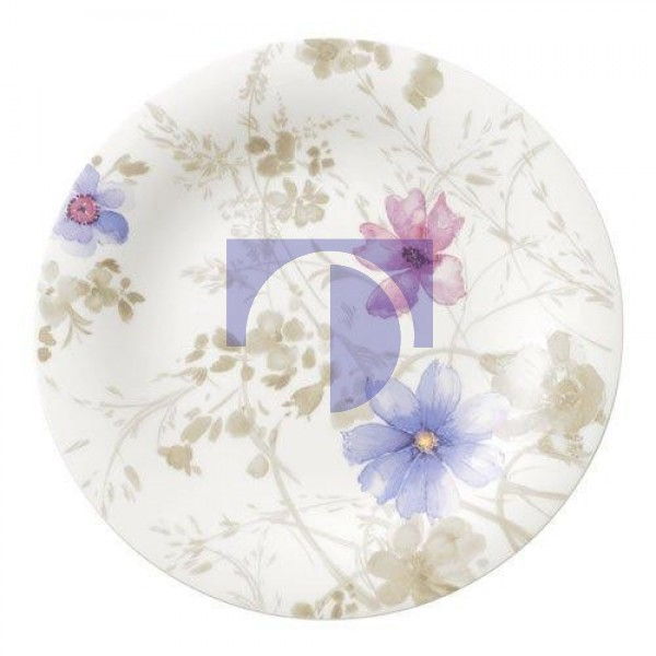 Тарелка для завтрака 21 см Mariefleur Gris Basic Villeroy & Boch
