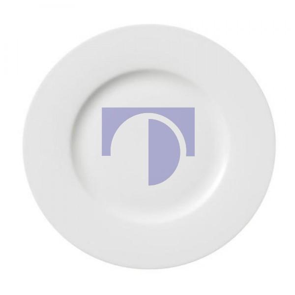 Тарелка для завтрака 21 см Twist White Villeroy & Boch