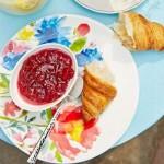 Тарелка для завтрака 22 см Anmut Flowers Villeroy & Boch