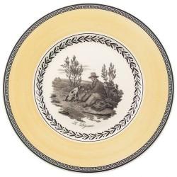 Тарелка для завтрака 22 см Audun Chasse Villeroy & Boch
