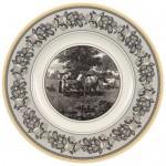 Тарелка для завтрака 22 см Audun Ferme Villeroy & Boch