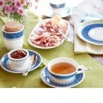 Тарелка для завтрака 22 см Casale Blu Alda Villeroy & Boch