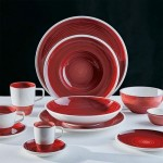 Тарелка для завтрака 22 см Manufacture Rouge Villeroy & Boch