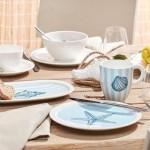 Тарелка для завтрака 22 см Montauk Beachside Villeroy & Boch