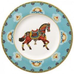 Тарелка для завтрака 22 см Samarkand Aquamarin Villeroy & Boch