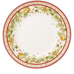 Тарелка для завтрака 22 см Winter Bakery Delight Villeroy & Boch