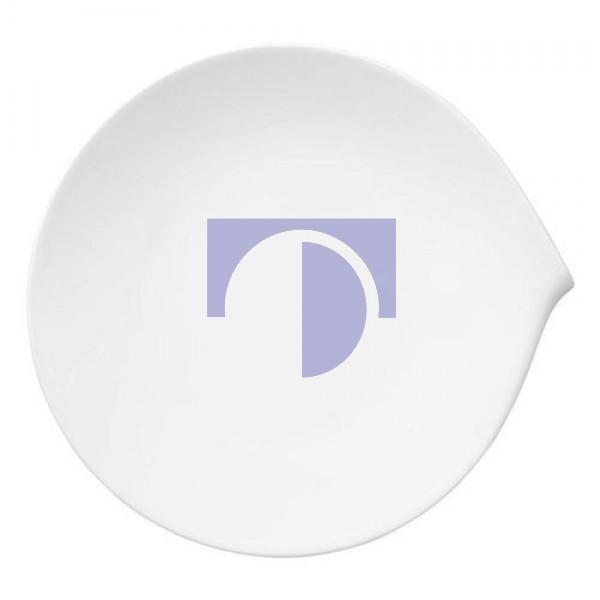 Тарелка для завтрака 23x22 см Flow Villeroy & Boch