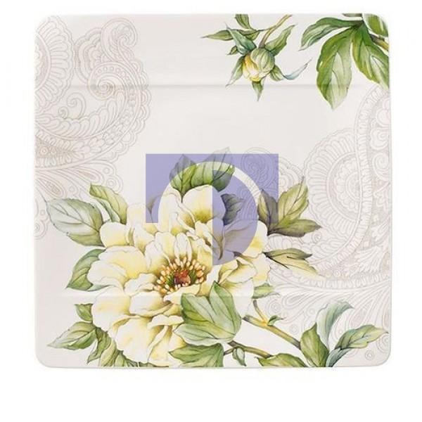 Тарелка для завтрака 23x23 см Quinsai Garden Villeroy & Boch