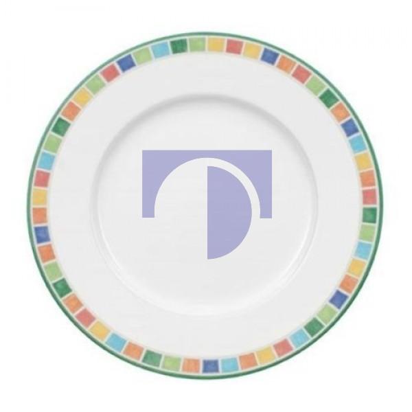 Тарелка для завтрака Caro 21 см Twist Alea Villeroy & Boch