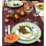 Тарелка для завтрака Fleurence 21 см French Garden Villeroy & Boch