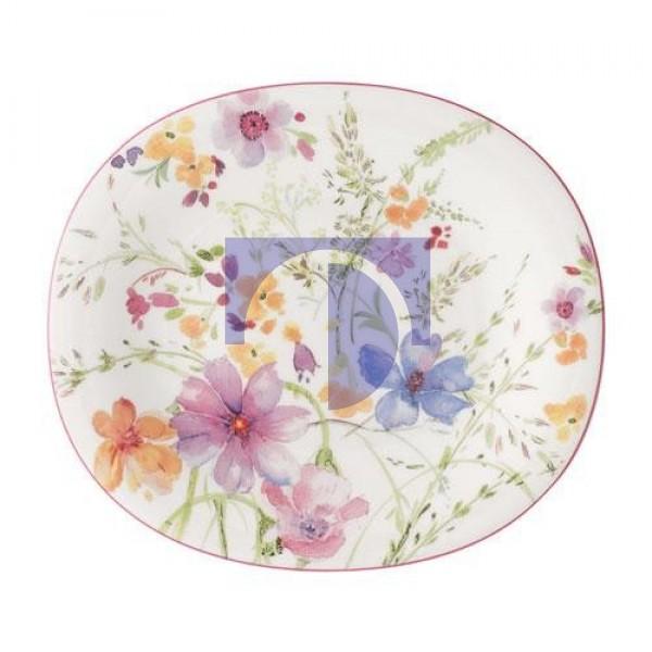 Тарелка для завтрака овальная 23x19 см Mariefleur Basic Villeroy & Boch